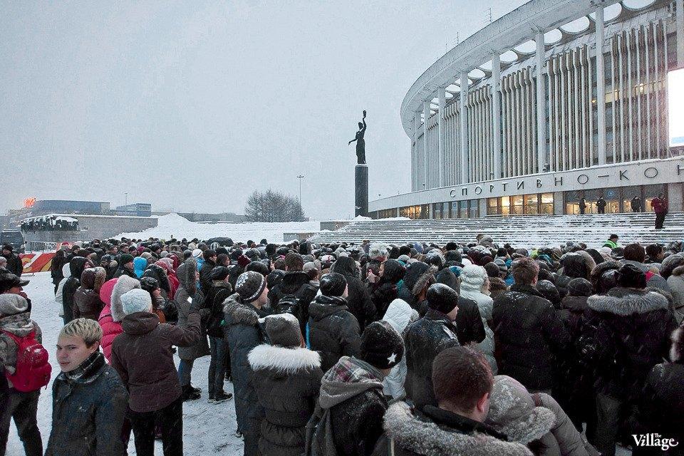 Люди в городе: Посетители концерта Lady Gaga в Москве и Петербурге. Изображение № 18.