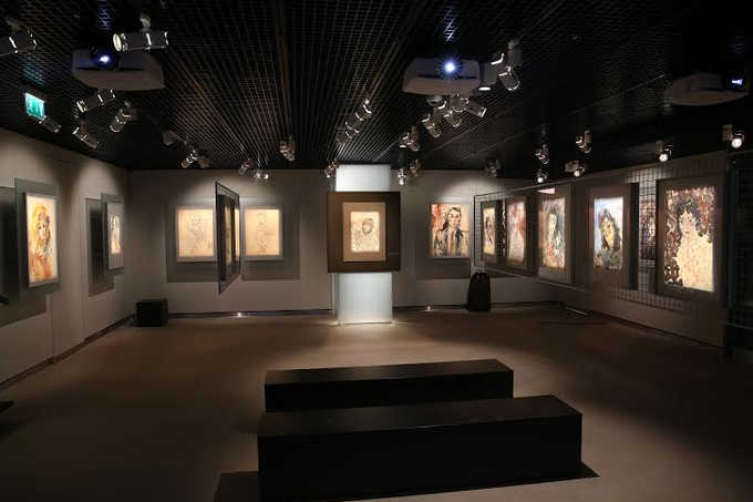 В Москве открылся музей авангардиста Анатолия Зверева. Изображение № 2.