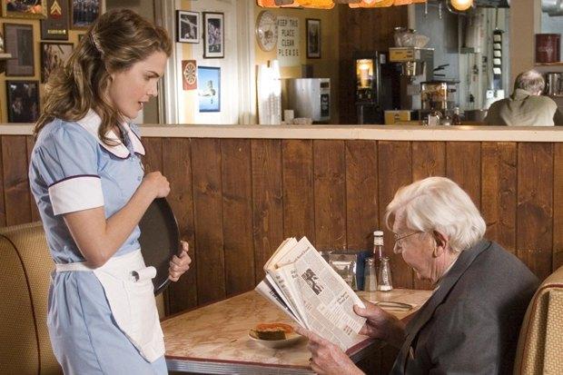 «Официантка»: Как уйти отмужа иоткрыть дайнер мечты сребёнком наруках. Изображение № 5.