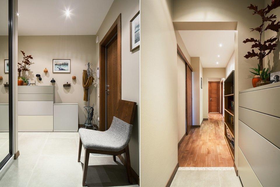 Трёхкомнатная квартира вскандинавском стиле. Изображение № 13.
