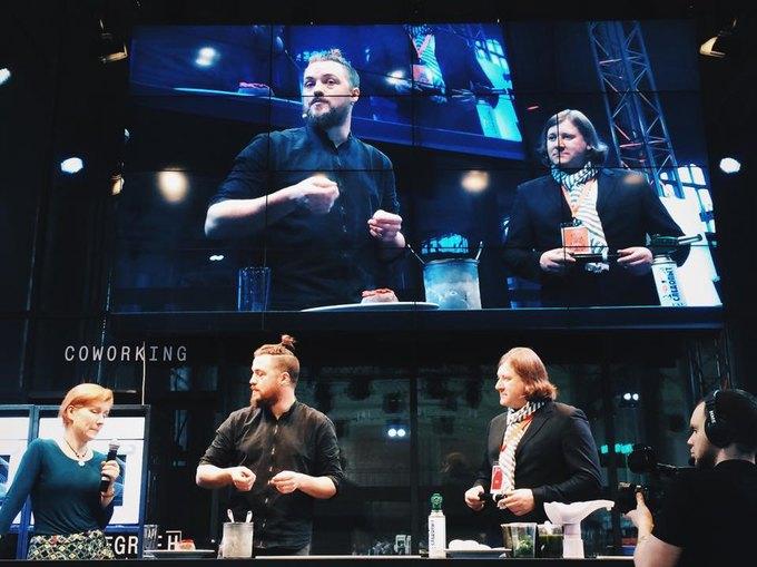 Все подробности пяти дней Omnivore-2015 вМоскве. Изображение № 14.
