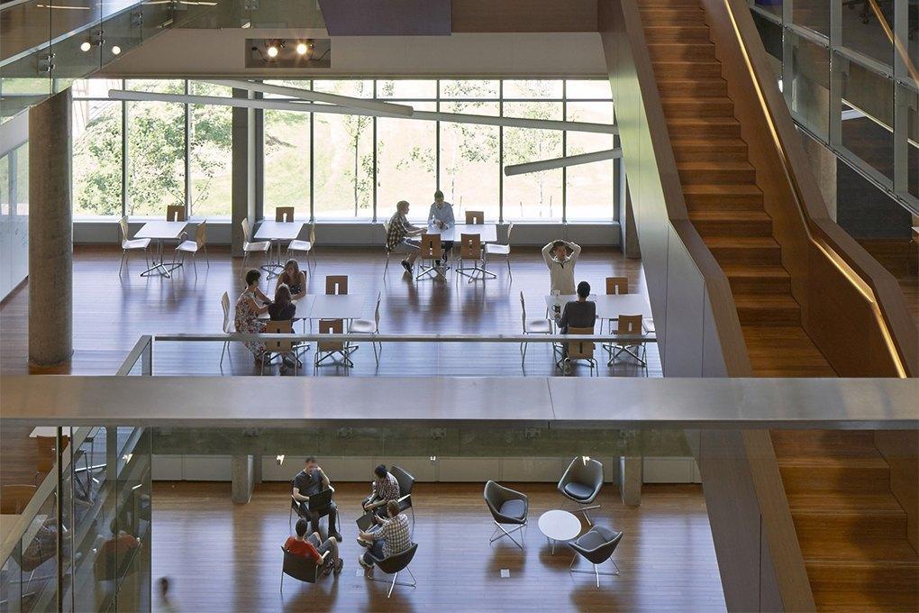 Фабрики умственного труда: Как устроены самые впечатляющие лаборатории в мире. Изображение № 15.