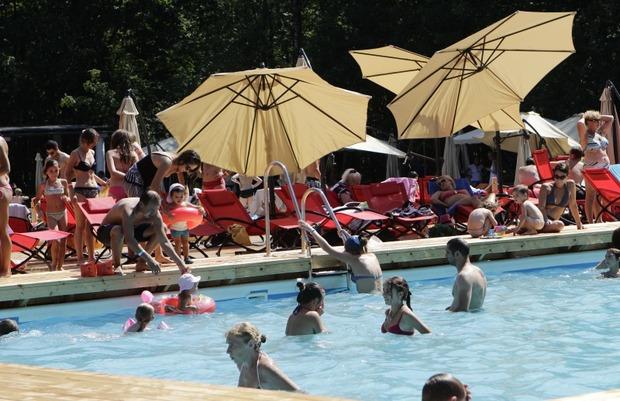Новости парков: Бассейн в «Сокольниках», променад в «Музеоне» и баскетбол в Северном Тушине . Изображение №4.