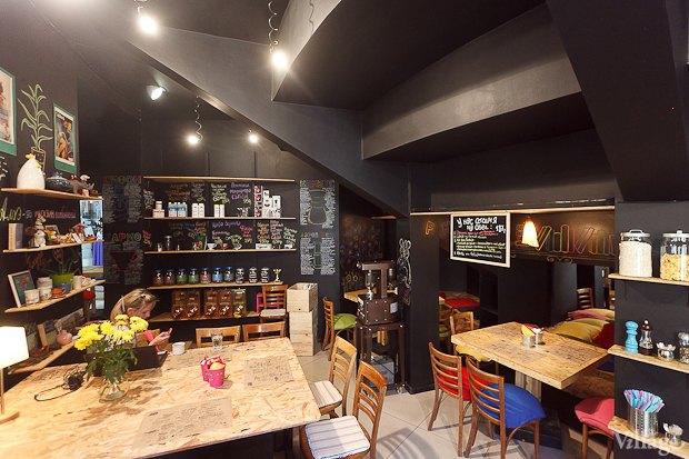 Новое место: Кофейня «ДоМоД». Изображение № 3.