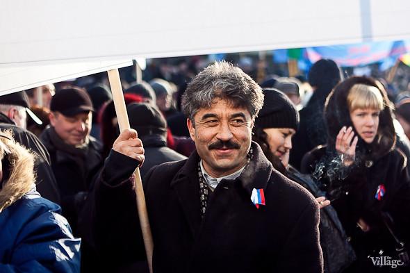 Фоторепортаж: Митинг в поддержку Путина в Петербурге. Изображение № 38.