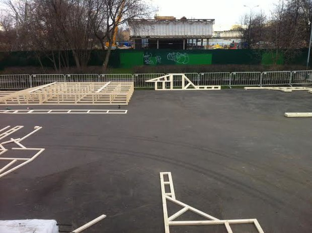 Будущий скейт-парк. Изображение № 26.