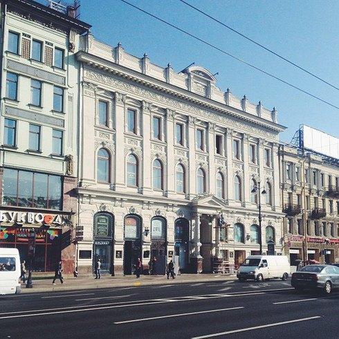 «Пассаж» на Невском полностью обновят. Изображение № 5.