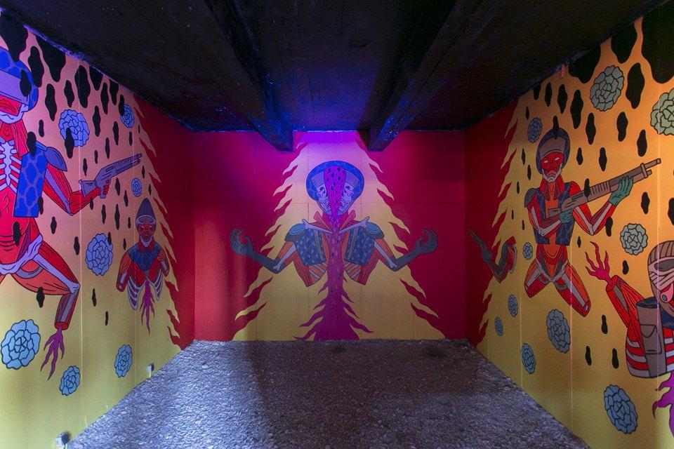 В Петербурге открылся Музей стрит-арта. Изображение № 17.