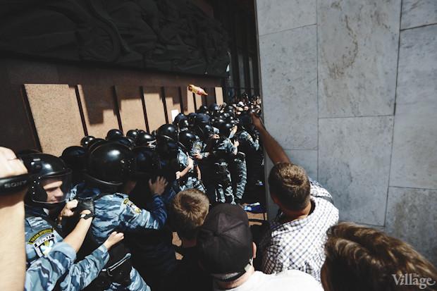 Copwatch: Действия милиции возле «Украинского дома». Зображення № 31.