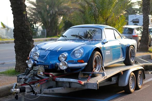 Ретро-автомобили в Сан-Ремо. Изображение № 5.