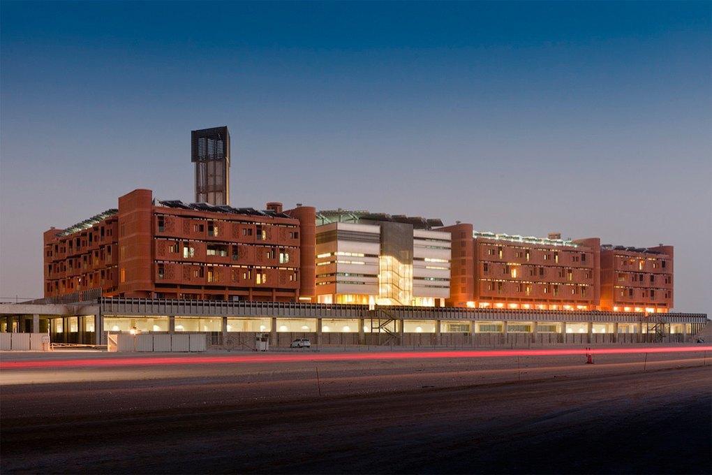 Hopes Tech: 10 самых впечатляющих строек XXI века. Изображение № 17.