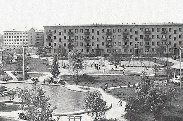 Как выглядел микрорайон мечты Хрущёва. Изображение №3.