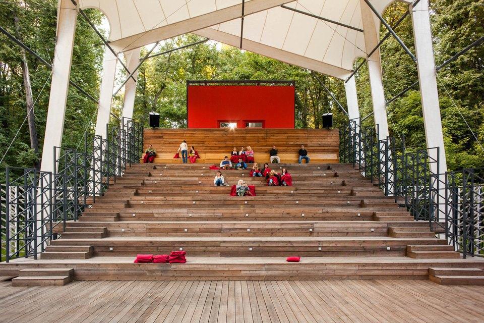 12 кинотеатров под открытым небом вМоскве. Изображение № 7.