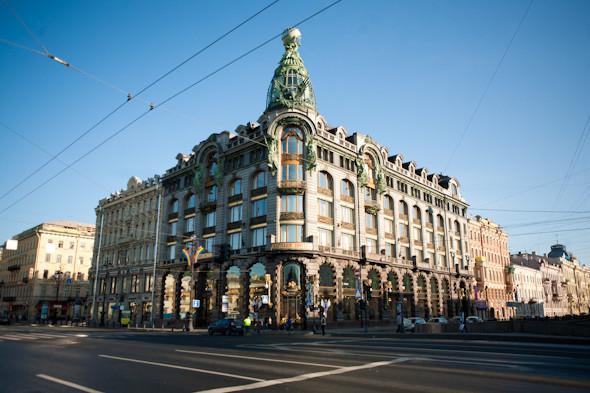 5 самых старых магазинов Петербурга, часть 1. Изображение № 5.