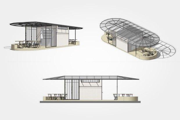 Реконструкция бульваров: Проект Wowhaus. Изображение № 11.