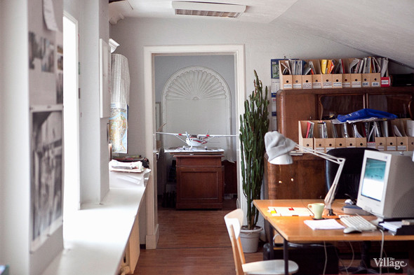 Офис недели (Петербург): Архитектурная студия MS-A. Изображение № 22.