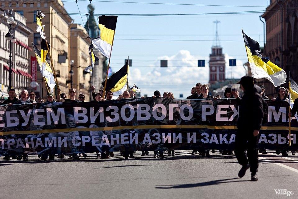 Фоторепортаж: Первомайская демонстрация. Изображение № 16.