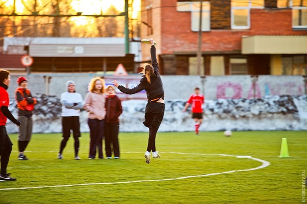 Странные игры: 5 нетрадиционных городских видов спорта. Изображение № 13.