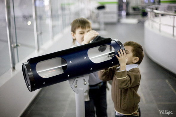 Изображение 13. Назад в будущее: фоторепортаж из Московского планетария.. Изображение № 14.