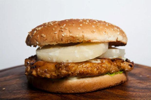 «Серф бургер»  — 200 рублей. Изображение № 4.