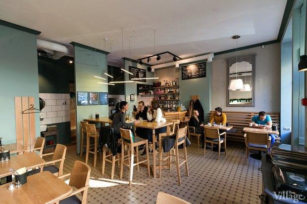 Новое место: Кафе-бар «Бюро». Изображение № 1.
