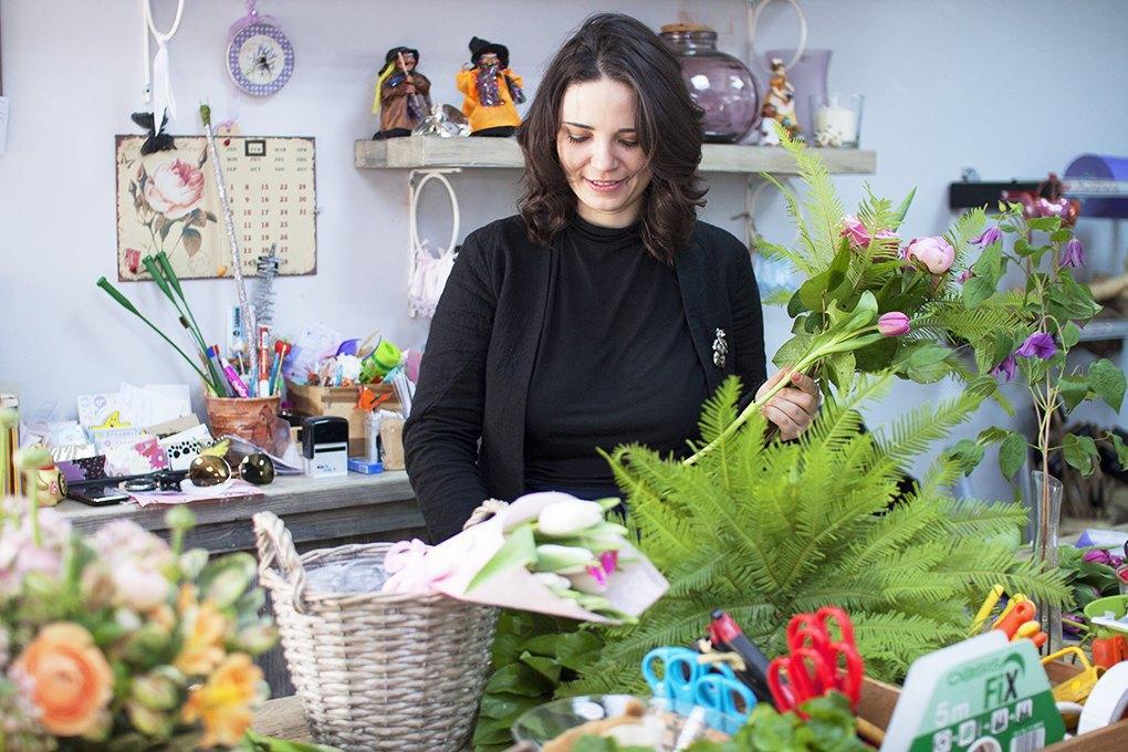 Самоцветы: Как цветочная мастерская «Бамбуста» находит клиентов без рекламы. Изображение № 5.
