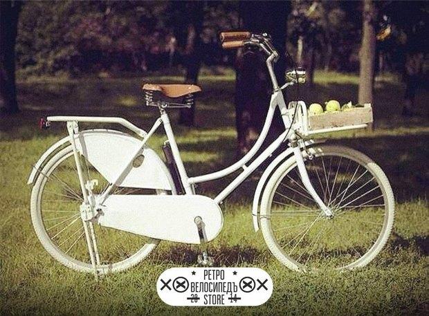 В Петербурге заработала мастерская по сборке ретровелосипедов. Изображение № 2.