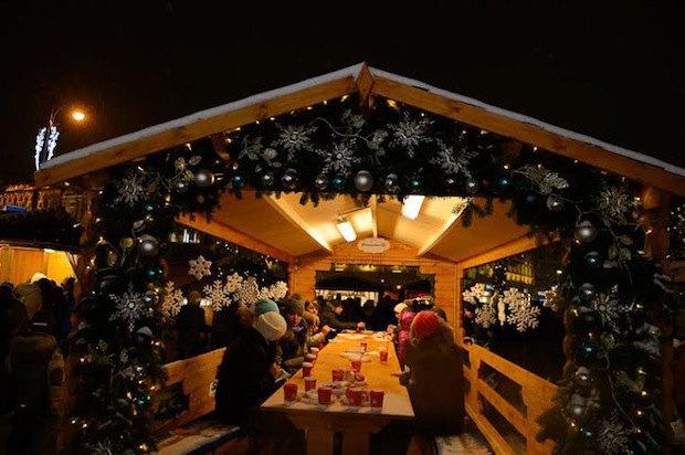 НаВДНХ открылась рождественская ярмарка «Город сказок». Изображение № 1.