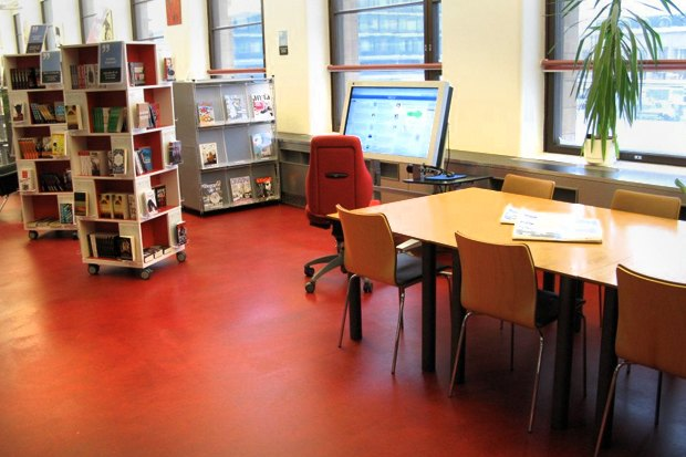 Иностранный опыт: Какбиблиотека вХельсинки стала «третьим местом». Изображение № 7.