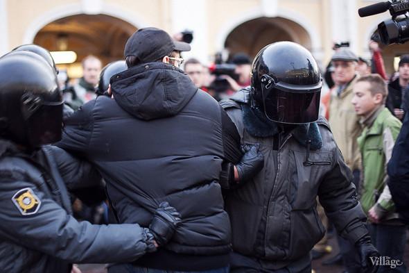 Copwatch (Петербург): Действия полиции на митинге «Стратегии-31». Изображение № 21.