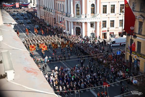 День Победы в Москве и Петербурге: Как гуляют и о чём вспоминают ветераны 9 Мая. Изображение № 37.