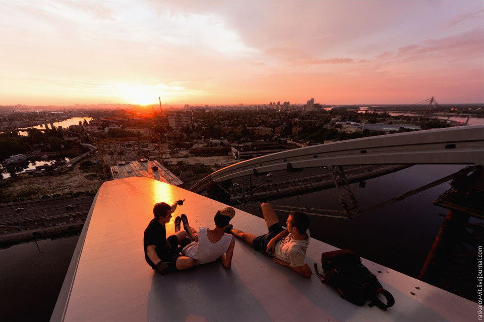 Вид сверху: Фотографы о лучших точках для съёмки. Изображение № 83.