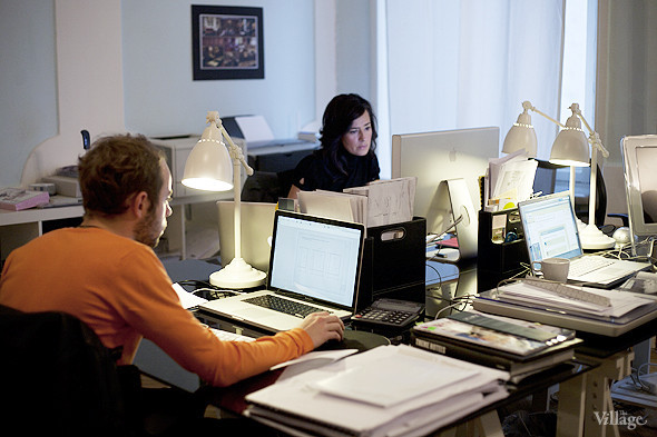 Офис недели (Москва). Изображение № 11.