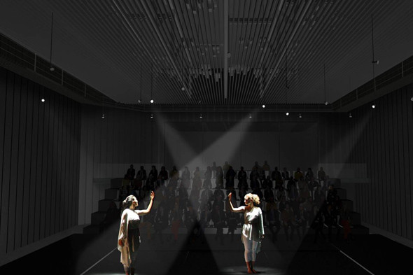 Экспериментальная сцена Александринского театра откроется весной 2013 года. Изображение № 8.