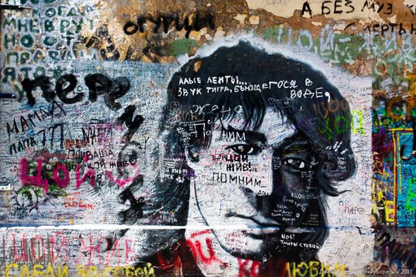 В Киеве установят памятник Виктору Цою. Зображення № 1.