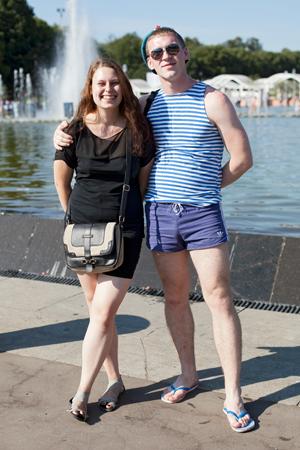 Люди в городе: Как отмечали День ВДВ в парке Горького. Изображение №30.