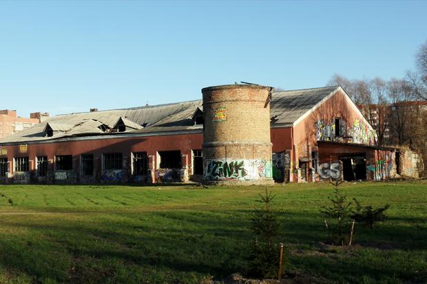 Проект недели: Как заброшенную Молочную ферму Бенуа превратят в культурный центр. Изображение № 8.