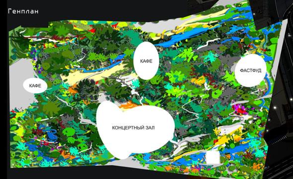 Москомархитектура выбрала 118 проектов парка в Зарядье. Изображение № 6.