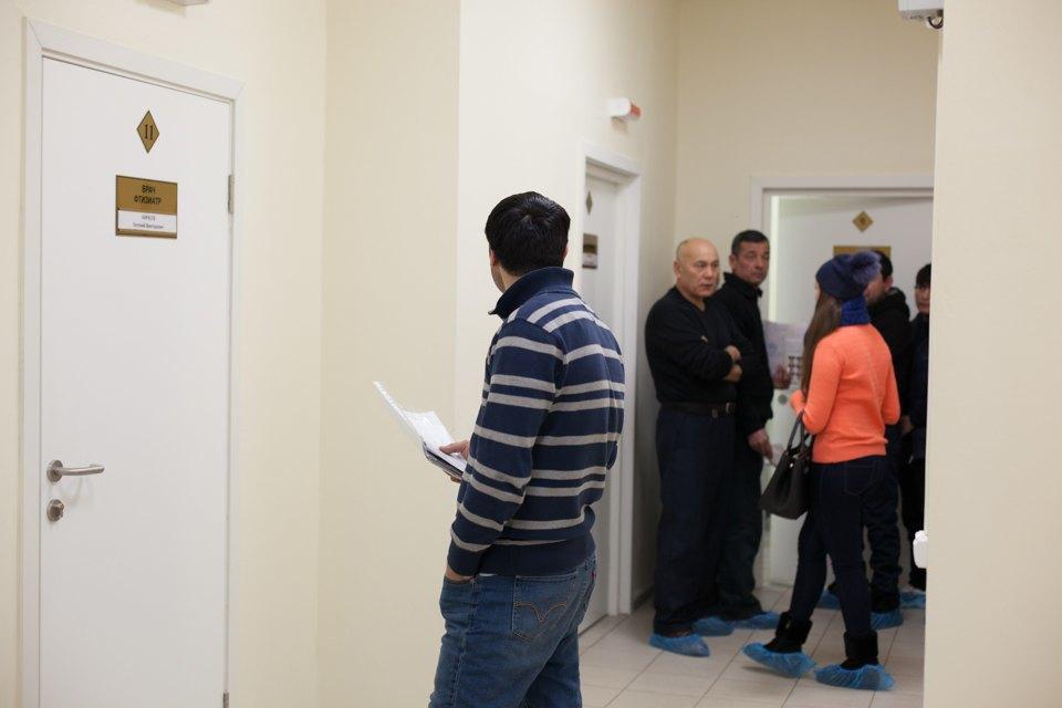 Без клетки: Как устроен единый миграционный центр вНовойМоскве . Изображение № 25.