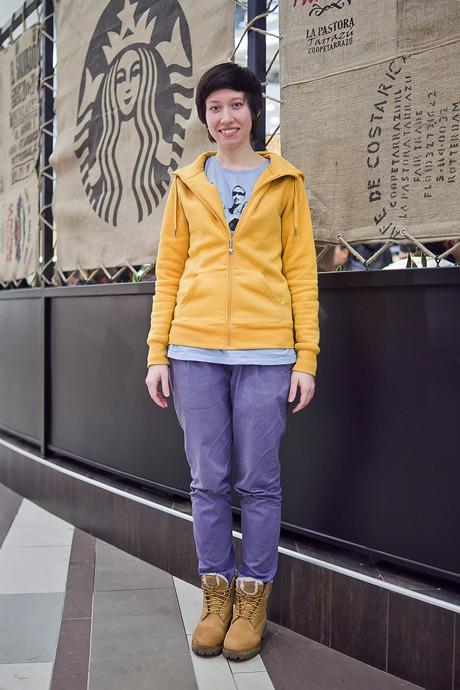 Люди в городе: Первые посетители Starbucks вСтокманне. Изображение №19.