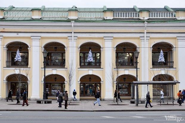 Фото дня: Петербург начали украшать к Новому году . Изображение № 4.