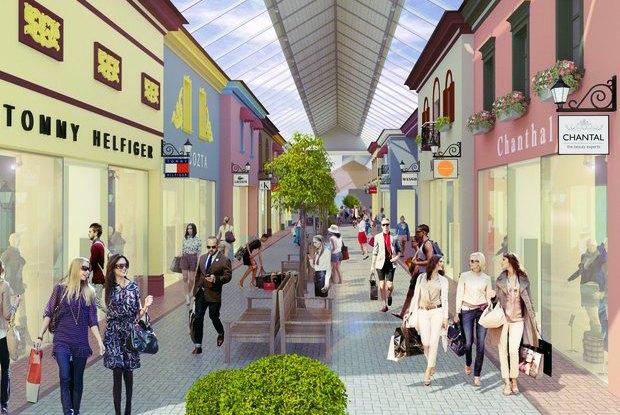 Пополнение: 6 новых торгово-развлекательных центров вКиеве. Изображение № 44.