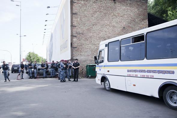 Бей парад: В Киеве сорвали шествие геев и лесбиянок. Зображення № 5.