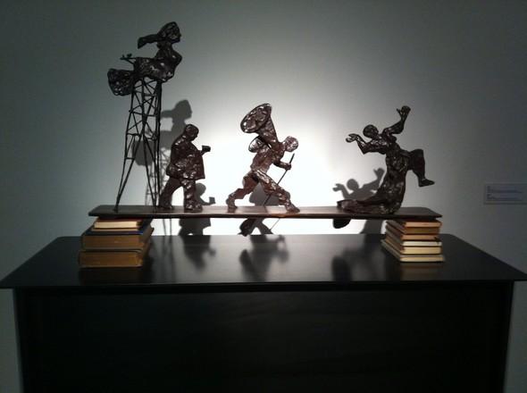 В «Гараже» открылась выставка Уильяма Кентриджа. Изображение № 2.