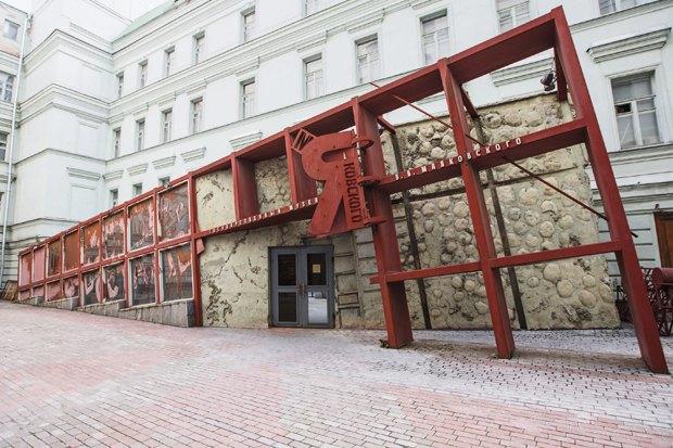 Чего хочет Москва: 6городских лавочек. Изображение № 11.