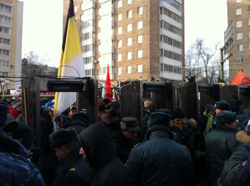 Онлайн-трансляция: Шествие и митинг «За честные выборы». Изображение № 66.