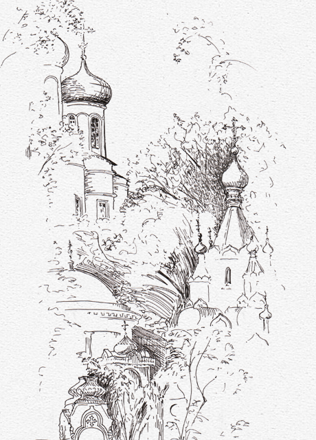 Старое Донское кладбище. Изображение № 10.