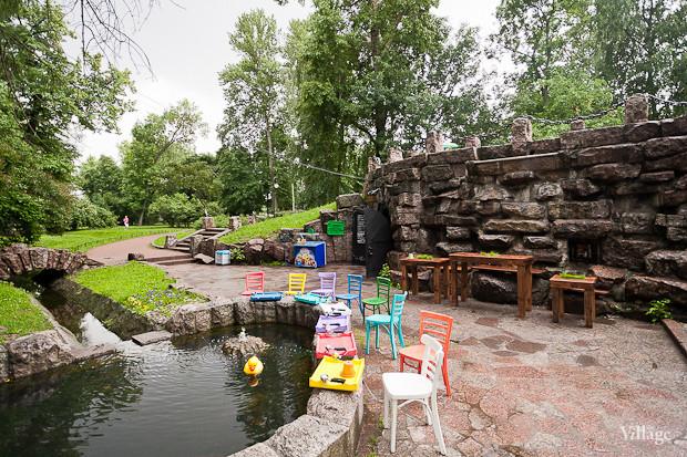 Семейная кофейня «БольшеКофе!» открылась в гроте Александровского парка. Изображение № 13.
