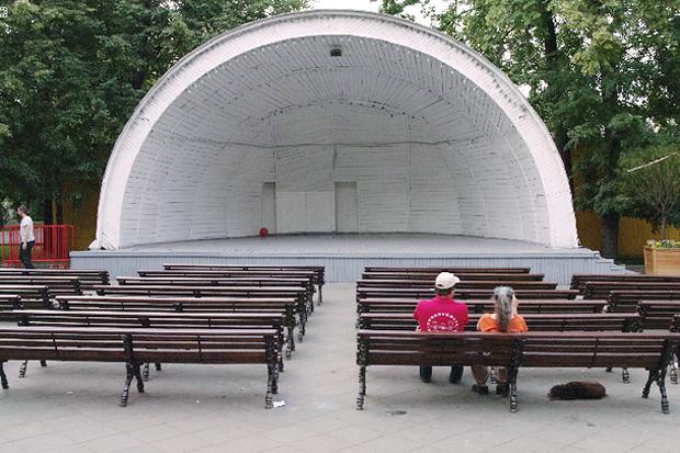 Новости парков: Артхаус в саду Баумана, велопарковки в «Кузьминках» и Wi-Fi почти везде. Изображение №3.