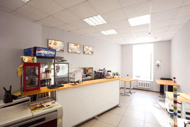 Все свои: Кафе при корейском культурном центре наКазанской. Изображение № 3.